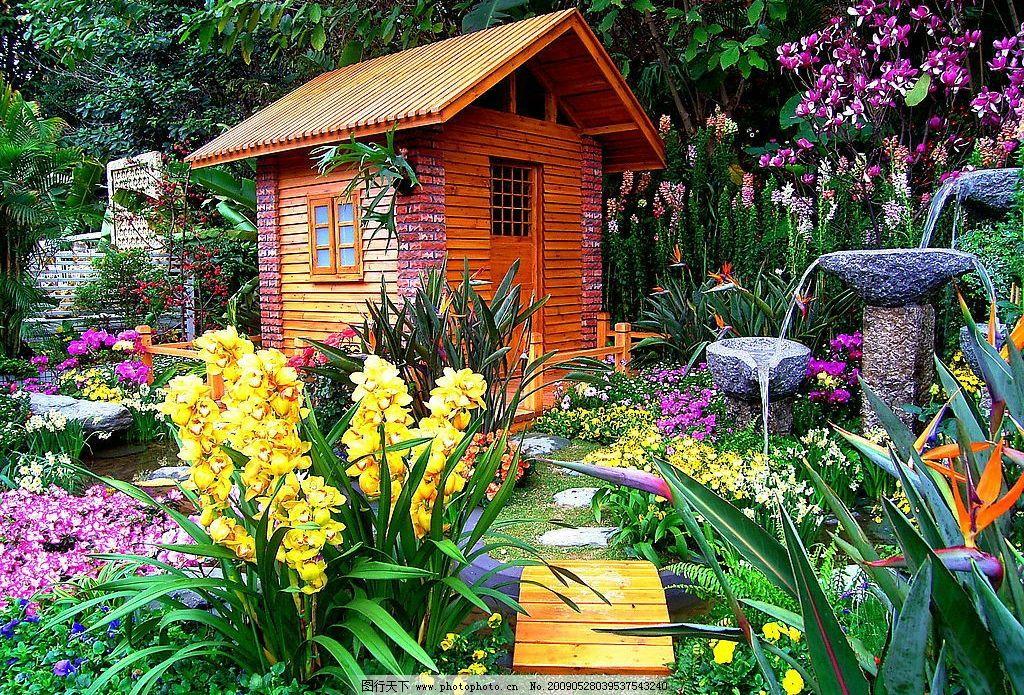 兰香园 园林建筑 园林小景 花卉 花草 兰花 兰香 春天 春季 建筑园林