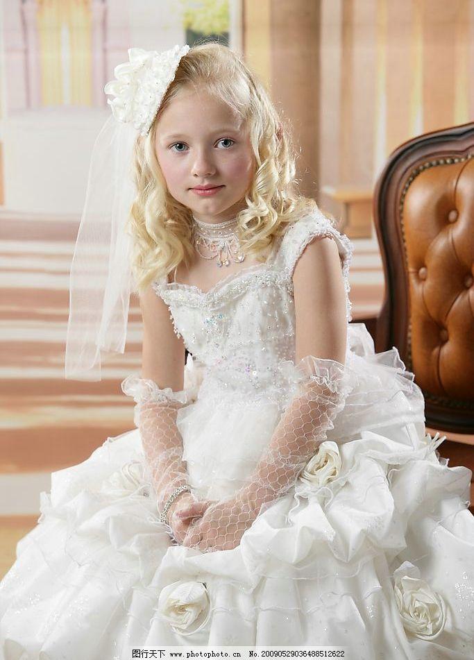小公主 宫廷服饰 可爱的小女孩 美丽 古典 人物图库 儿童幼儿 摄影
