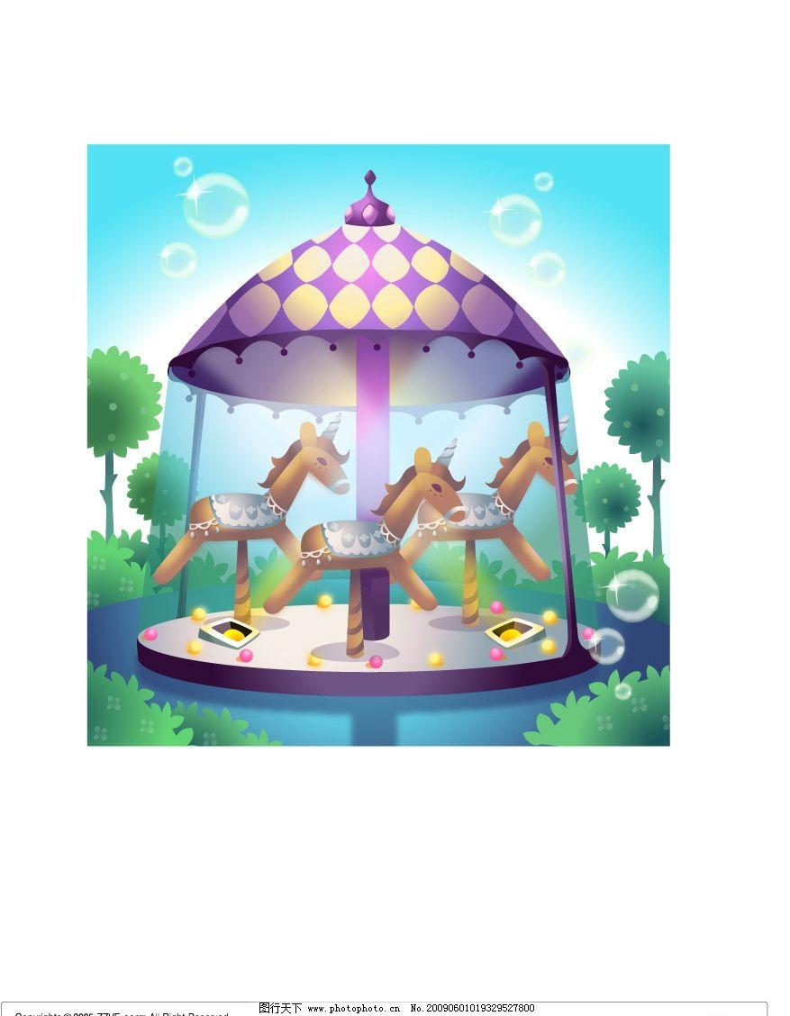最新韩国儿童插画矢量图片