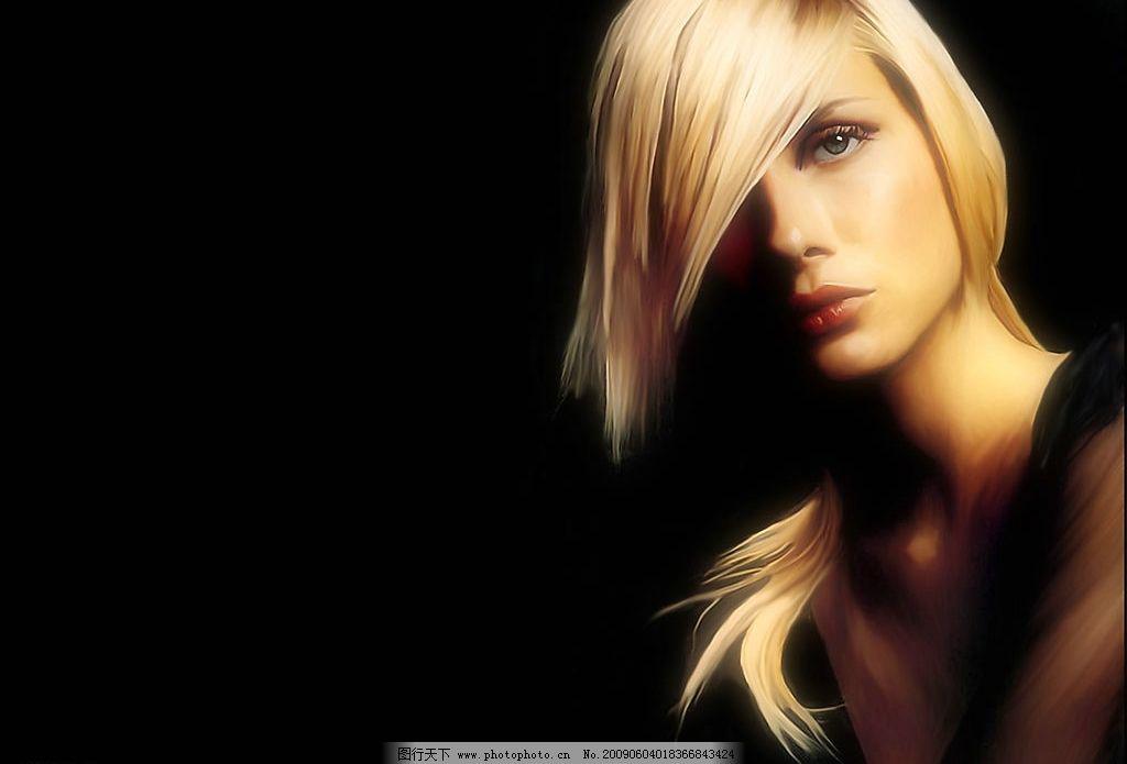 欧美美女 美女 女人 美丽 性感 可爱 小女人 漂亮 微笑 模特 人物图库