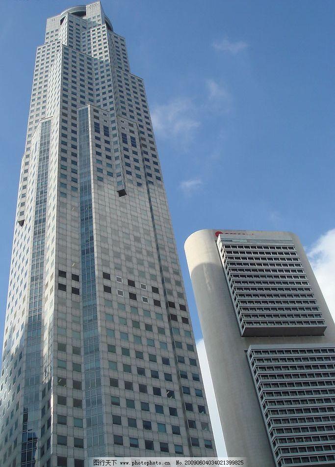 高楼大厦 新加坡 高楼图片