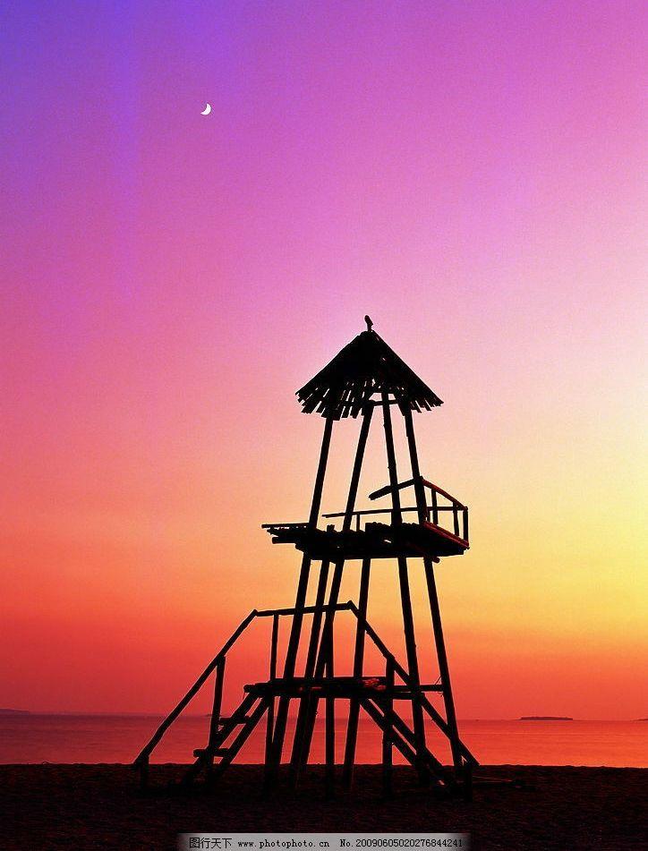 夕阳背景 晚霞夕阳天空背景 天空 底纹边框 背景底纹 设计图库 72dpi