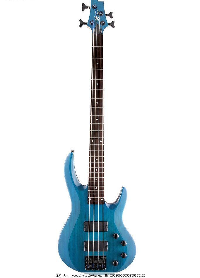 贝司 电吉他 吉他 乐器 音乐器材 印刷适用 素材 流行音乐 文化艺术