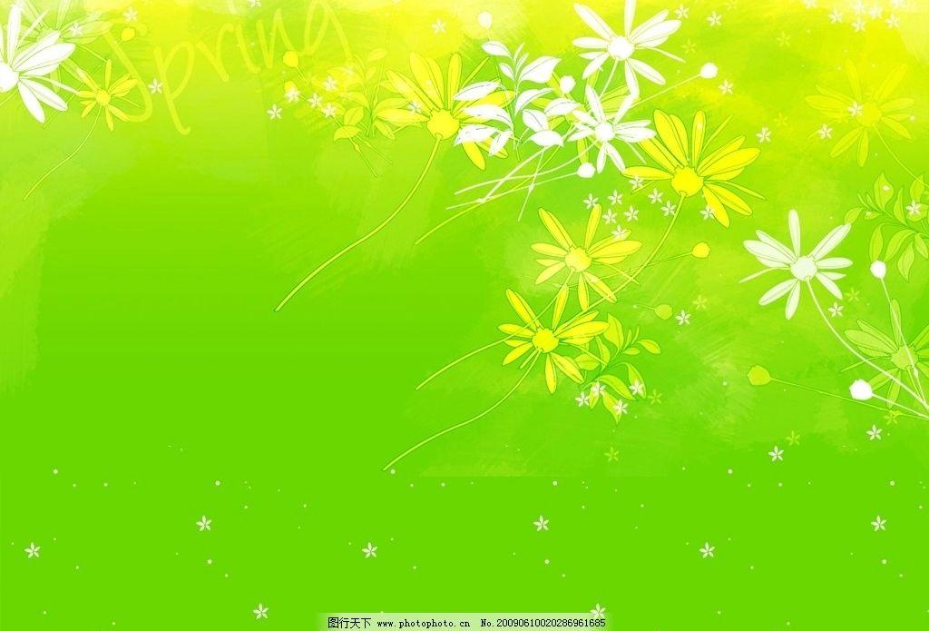 绿色 背景 底纹边框 背景底纹 设计图库