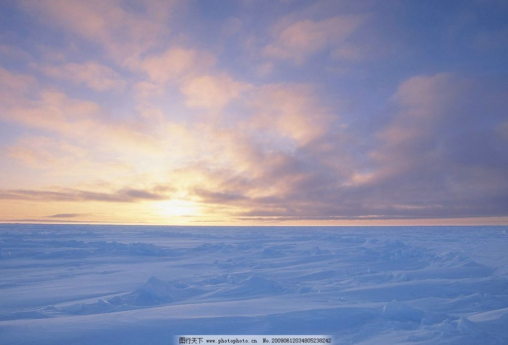 海上日出图片_自然风景_自然景观_图行天下图库