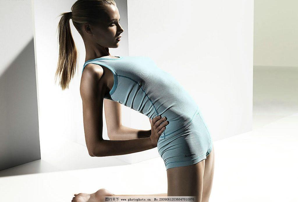瑜伽运动美女 瑜伽 运动 美女 锻炼 健美 健身 模特 人物图库 女性
