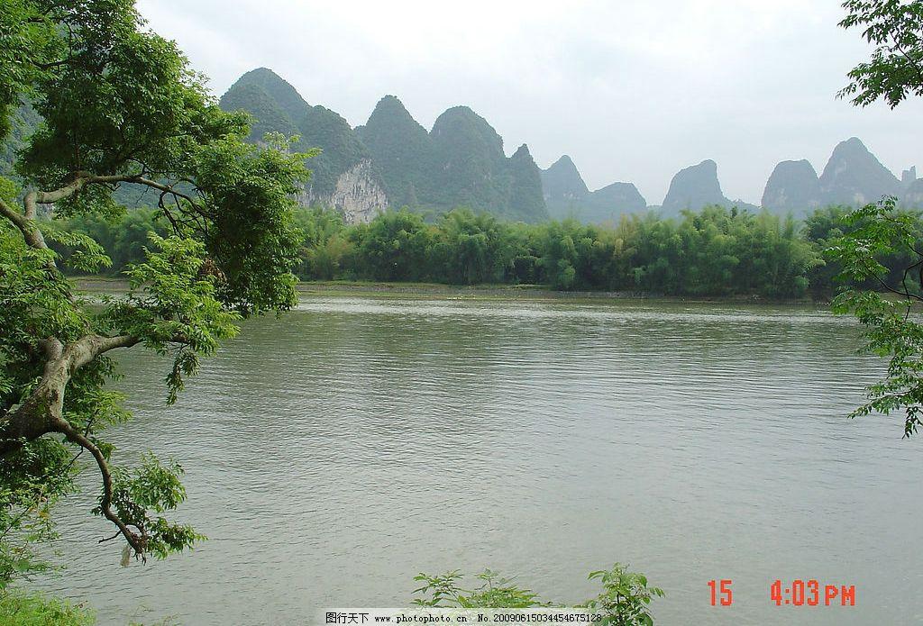 桂林漓江风景图片大全