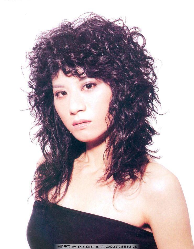 美发 发型 最新发型 烫发 染发 人物图库 女性女人 摄影图库 300dpi j图片