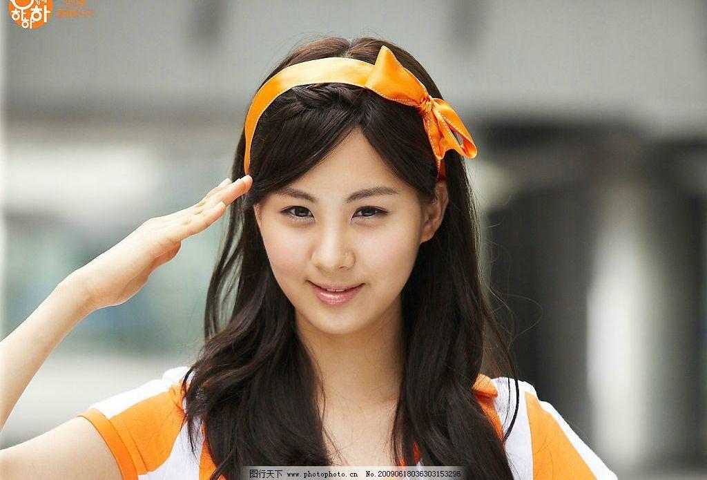 少女时代 徐贤 韩国 明星 歌手 美女 天真 代言 可爱 加油打气