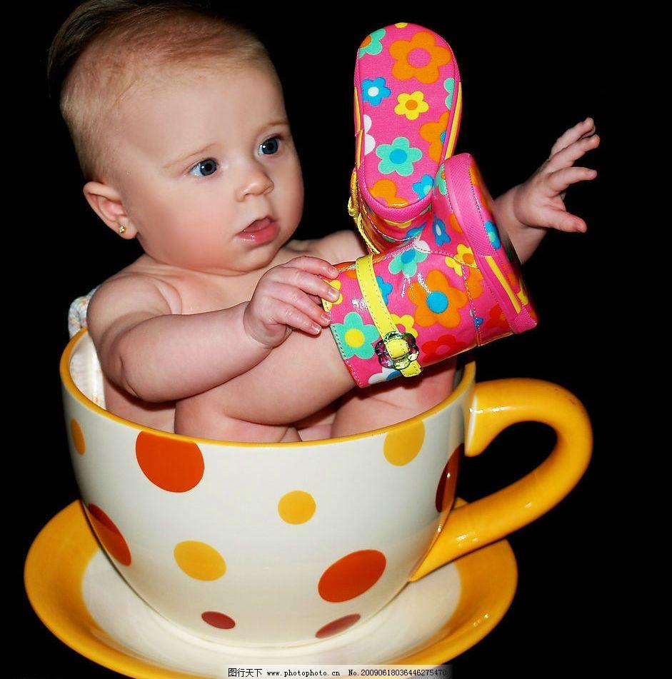 杯子娃娃图片大全可爱