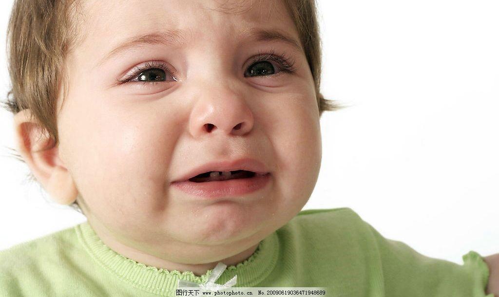 可爱宝宝3 哭泣 委屈 头部特写 表情特写 人物图库 儿童幼儿