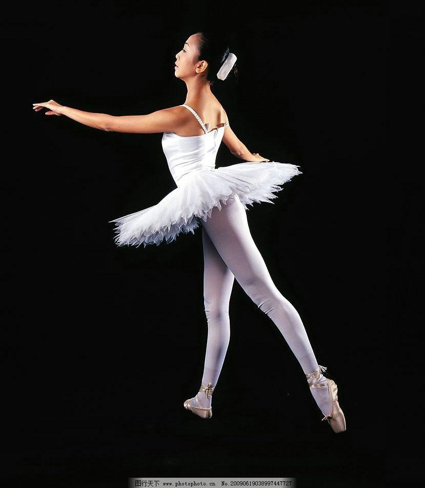舞蹈人物 芭蕾舞 芭蕾丽人 芭蕾艺术 舞 舞姿 舞动 舞者 表演 飘逸 青