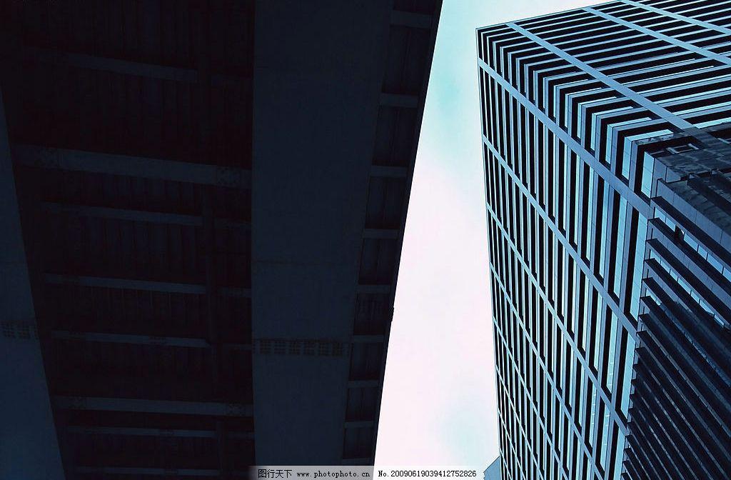 都市风景 大楼 天空 建筑园林 建筑摄影 摄影图库