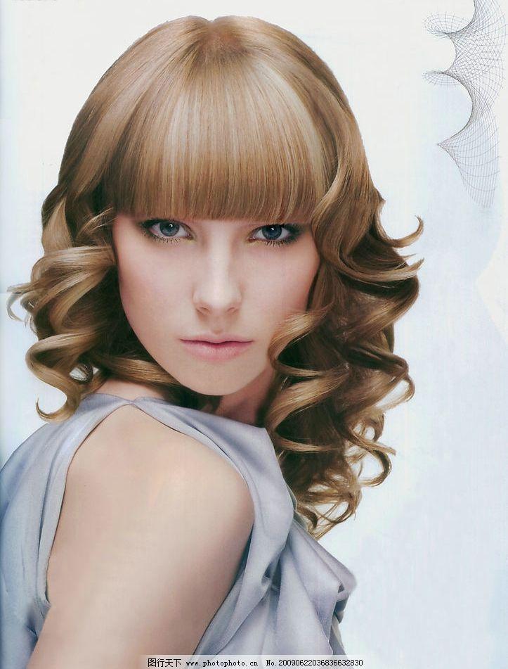 美发 发型图片
