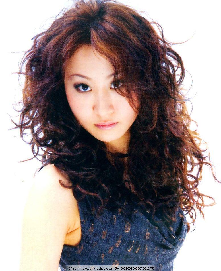 美发 发型 最新发型 烫发 染发 人物图库 女性女人 摄影图库 300dpi图片