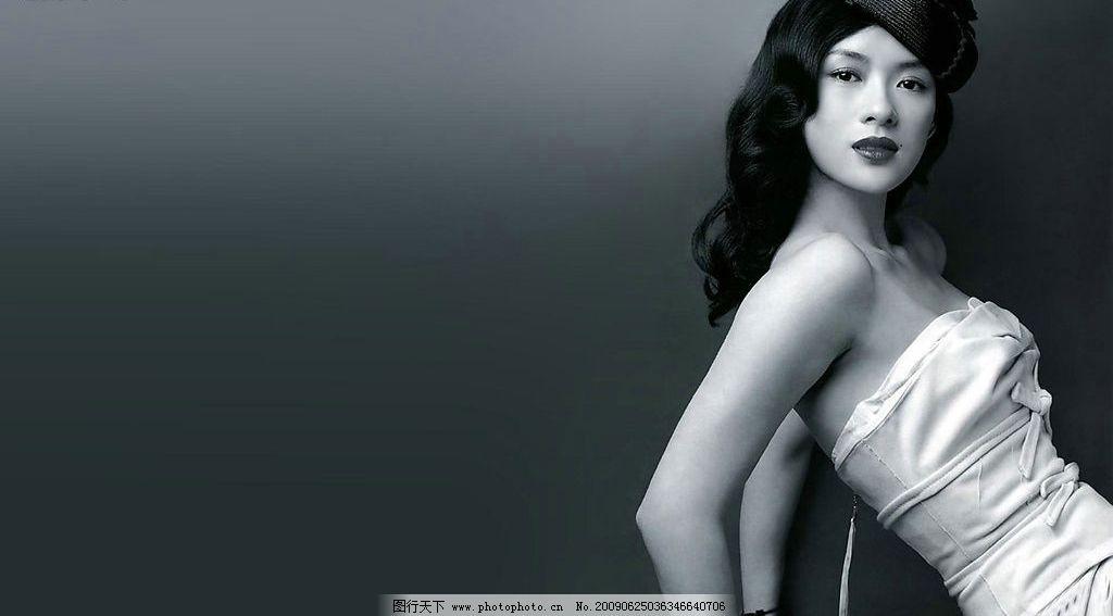 章子怡 美女 性感 漂亮 女人 女性 封面人物      插图 人物图库 明星