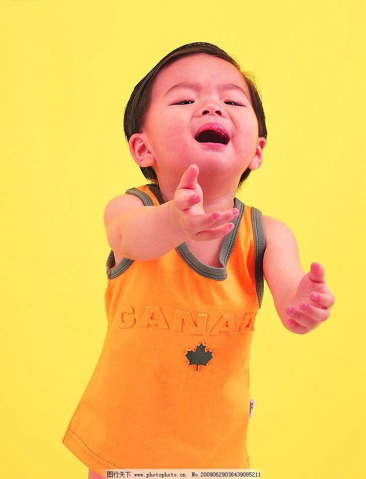 小宝宝 儿童摄影 可爱的小宝宝