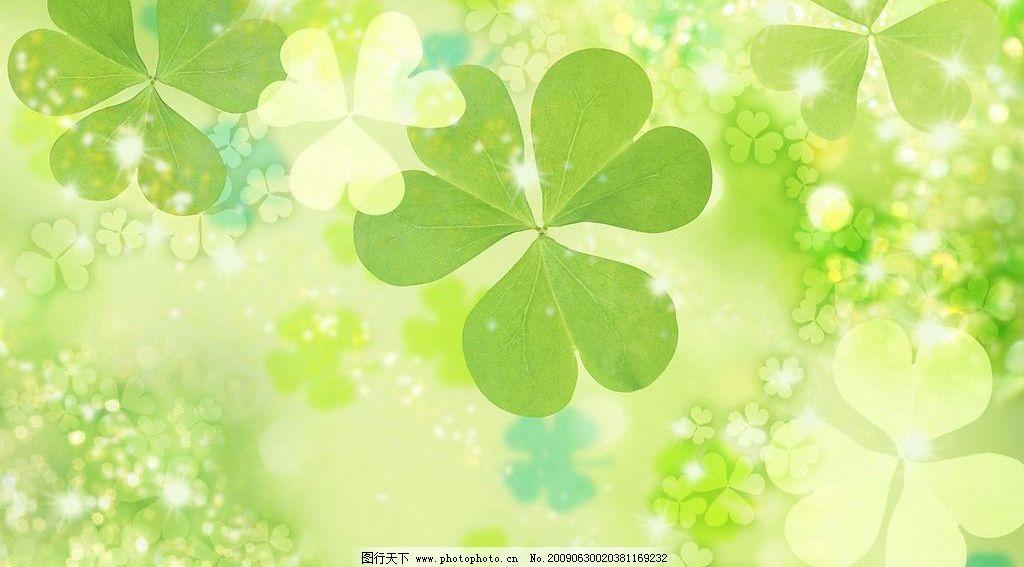 绿色 绿背景 花纹 底纹 底纹边框 花边花纹
